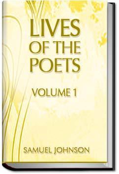 Lives of the Poets, Volume 1 | Samuel Johnson