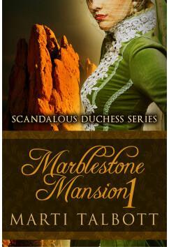 Marblestone Mansion - Book 1   Marti Talbott