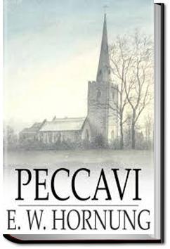 Peccavi | E. W. Hornung