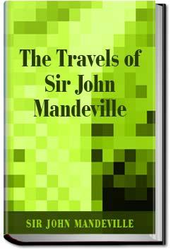 The Travels of Sir John Mandeville | Sir John Mandeville