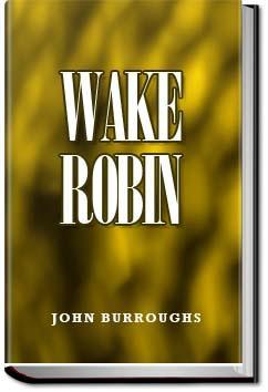 Wake-Robin | John Burroughs