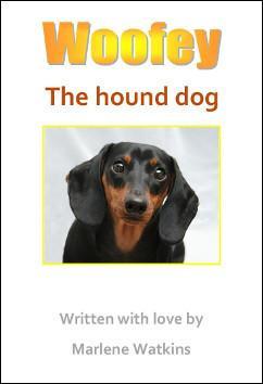 Woofey - the Hound Dog | Marlene Watkins